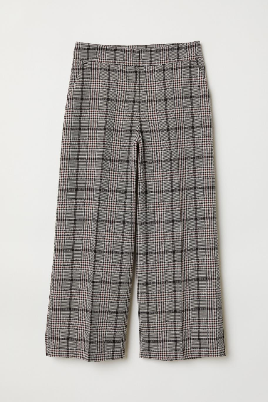 Широк панталон