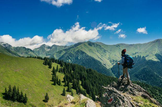 изкачване на връх, френски алпи, алпинист