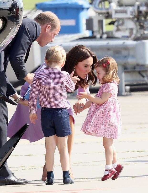 кейт мидълтън, кралското семейство