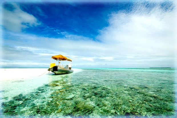how to fly to cocos islands