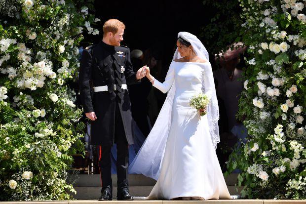 меган маркъл, принц хари, сватба, кралска сватба