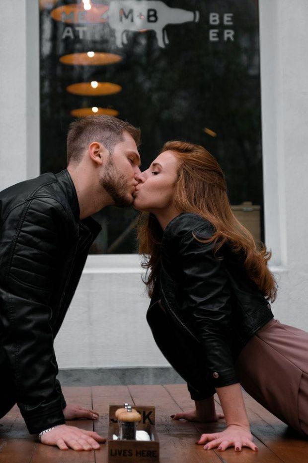 любов, двама влюбени, целувка, романтика