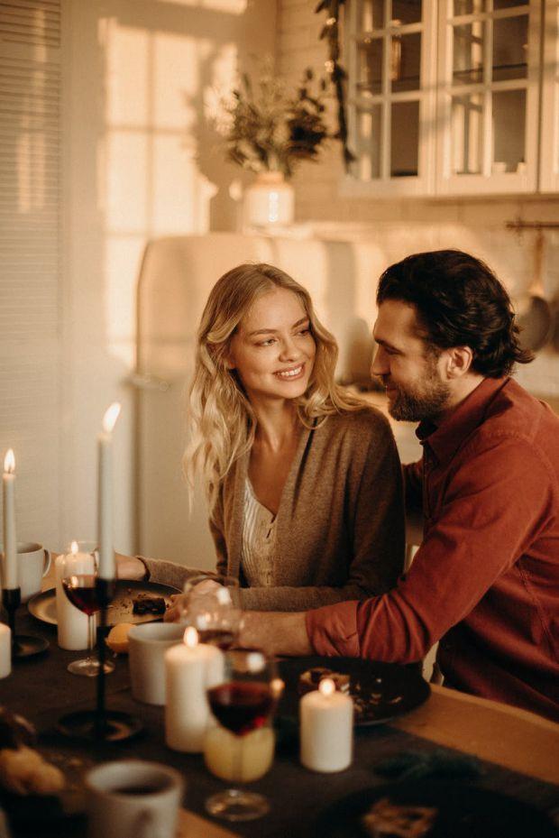 любов, двама души, мъж и жена, влюбени, романтика