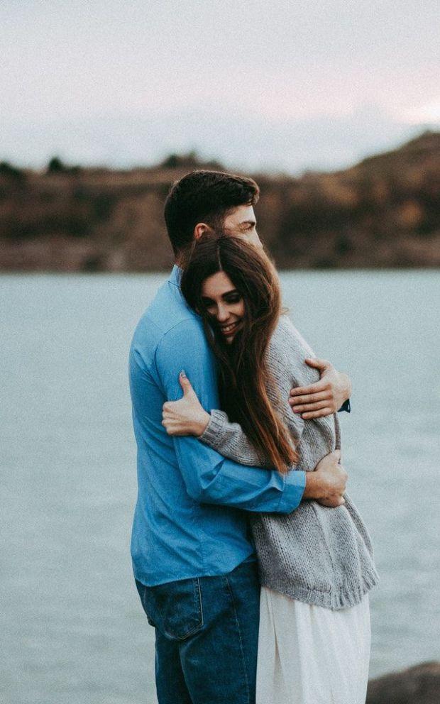 мъж, жена, подкрепа, искреност, връзка