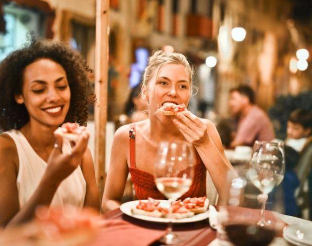 нездравословна храна, алкохол, диета, пълнолуние