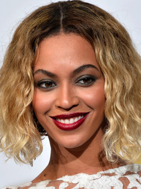 Beyonce Real Hair 2014