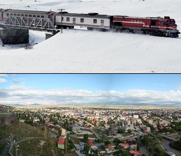 Анкара - Карс