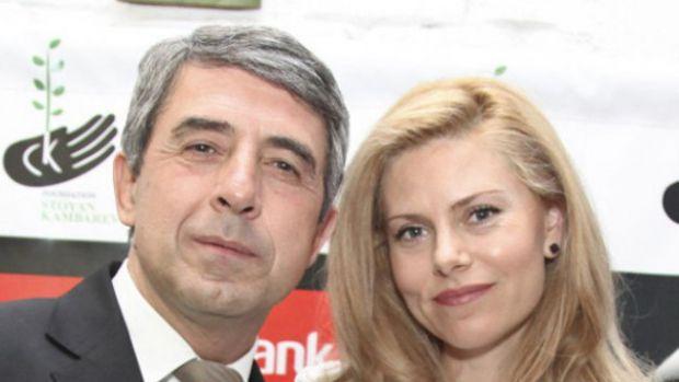 Росен Плевнелиев, Деси Банова