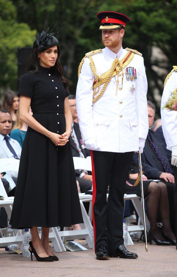 Меган Маркъл, принц Хари
