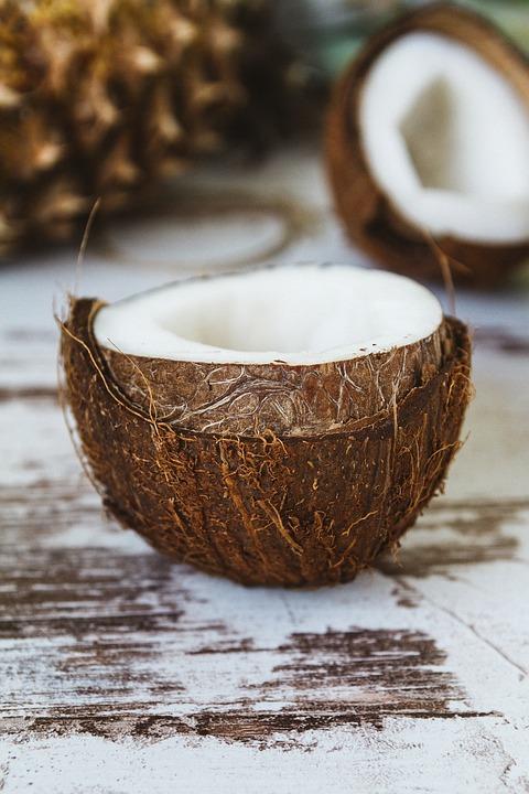 Кокосово масло за красива коса