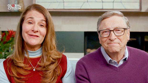 Мелинда Гейтс, Бил Гейтс