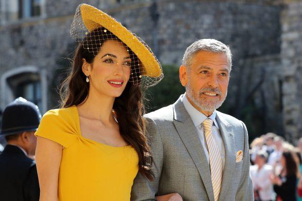 Амал Клуни, Джордж Клуни