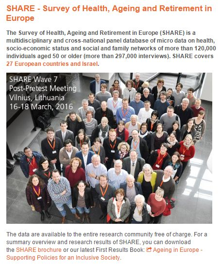 Европейско изследване проследява живота на българския пенсионер