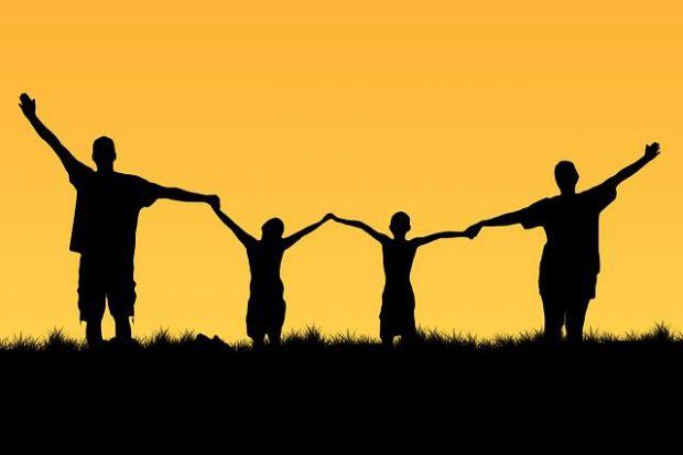 заедно, преодоляване, различия, успех