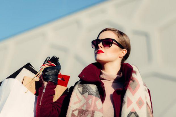 жена, петък, шопинг, красота, лукс