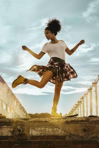 танцувай, творчество, енергия, канализиране