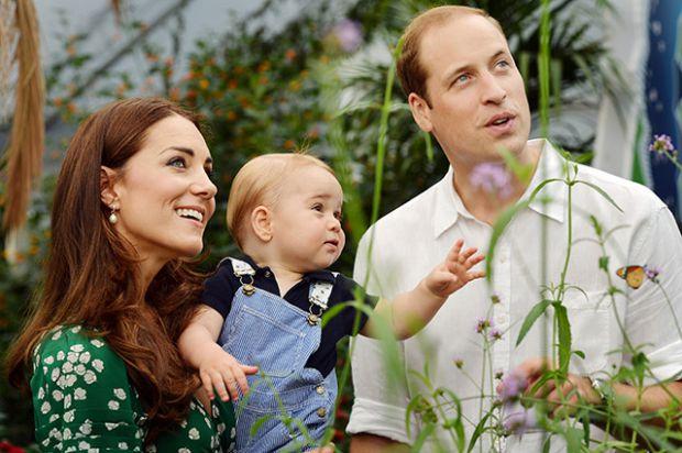 Кейт Мидълтън, принц Луи, принц Уилям