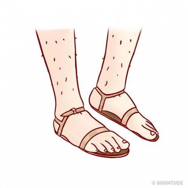 10 грешки, които правим при избора на летни обувки