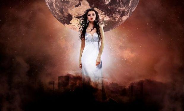 богиня, жена, енергия, сила, творчество, воля