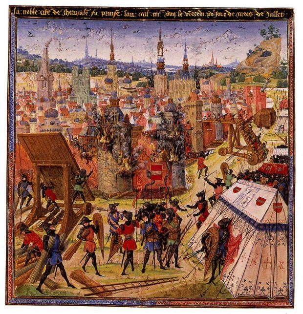 кръстоносен поход