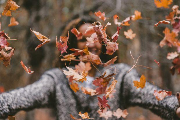 Есен и листа