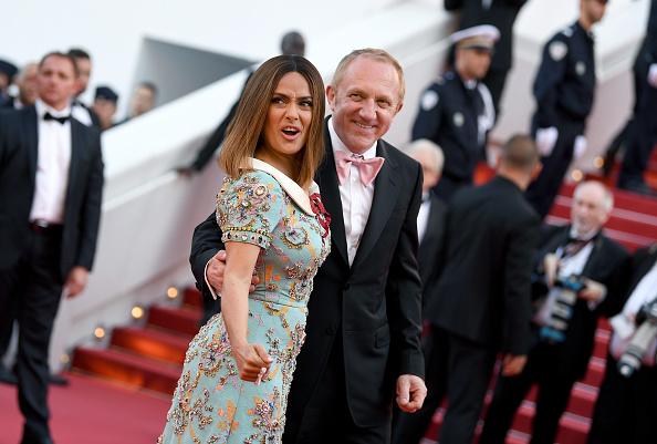 От 2009 г. Салма Хайек е омъжена за милиардера Франсоа-Анри Пино