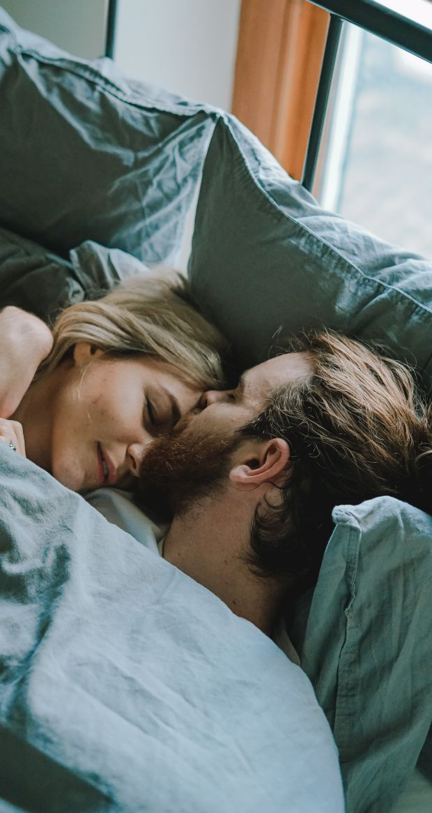 love, sex, couple, bed