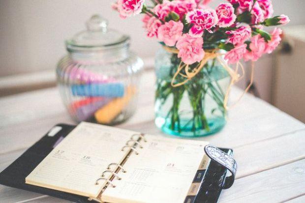 организиране, планиране, последователним действия, тефтер