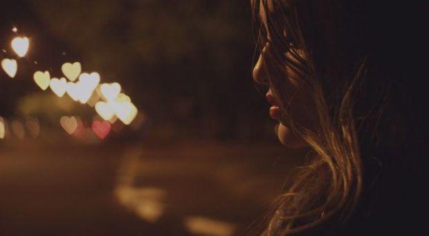 сам жена, светлини, град, провал, връзка, изоставяне