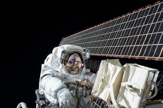 космос, астронавт