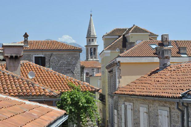Старият град на Будва, Черна гора