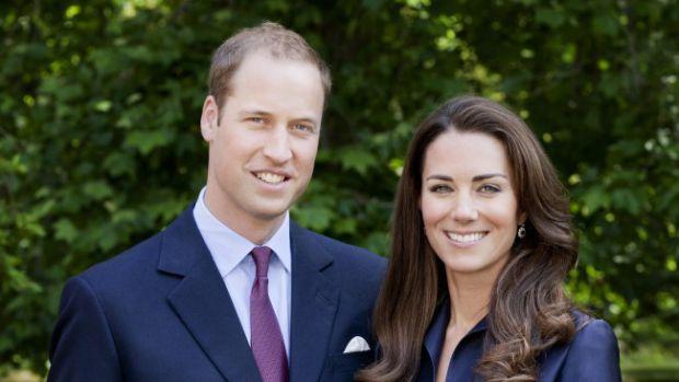 принц Уилям, Кейт Мидълтън