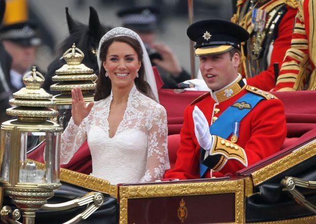Кейт Мидълтън, принц Уилям