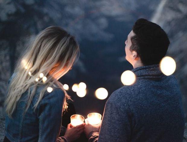 среща, романтика, любов