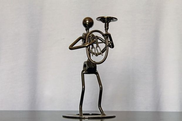 статуетка, метал