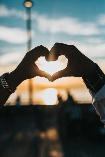 любов, вярност, сърце