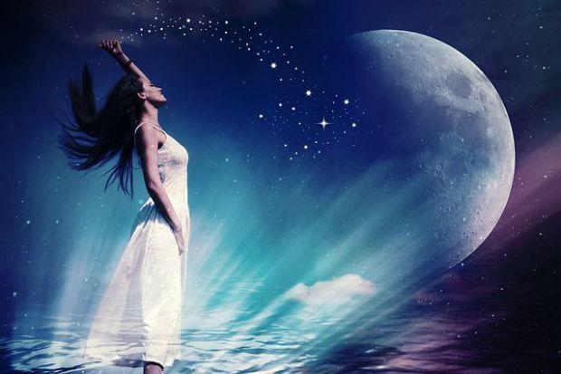 пълнолуние, астрология