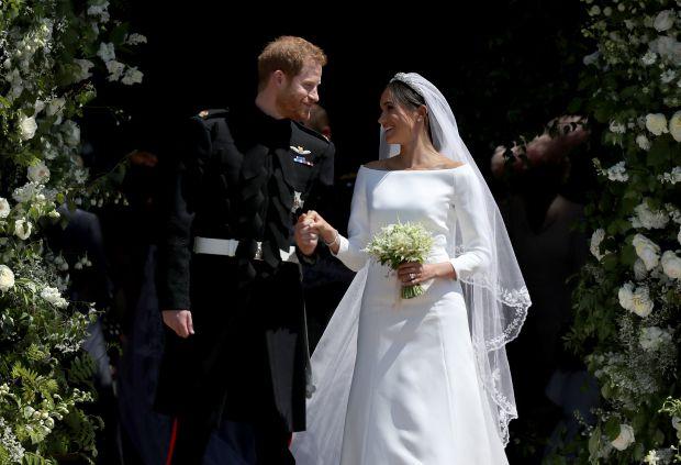 меган и хари, кралска сватба