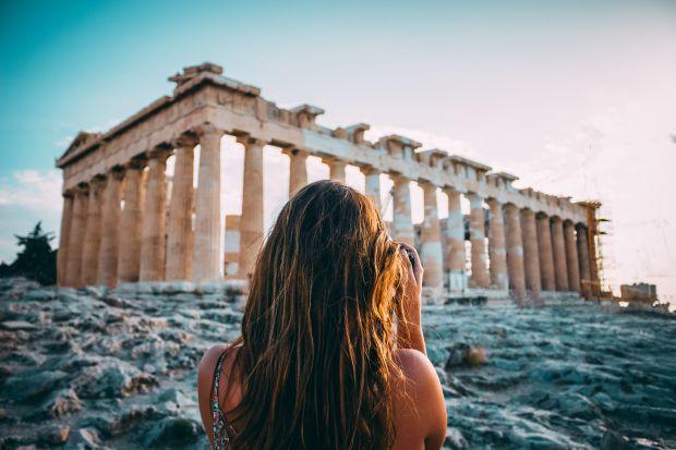 Атина, пътешествия