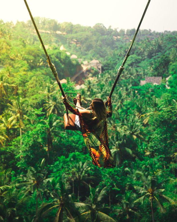 Бали, пътешествия