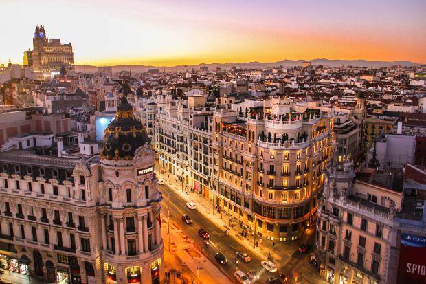 Мадрид, пътешествия