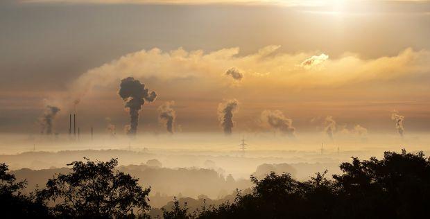 замърсяване