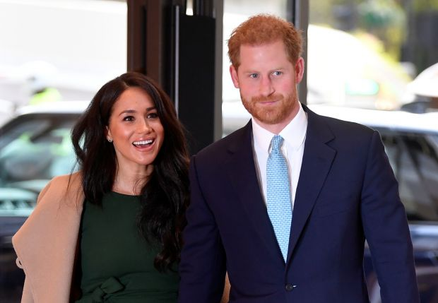 принц Хари, Меган Маркъл, британското кралско семейство