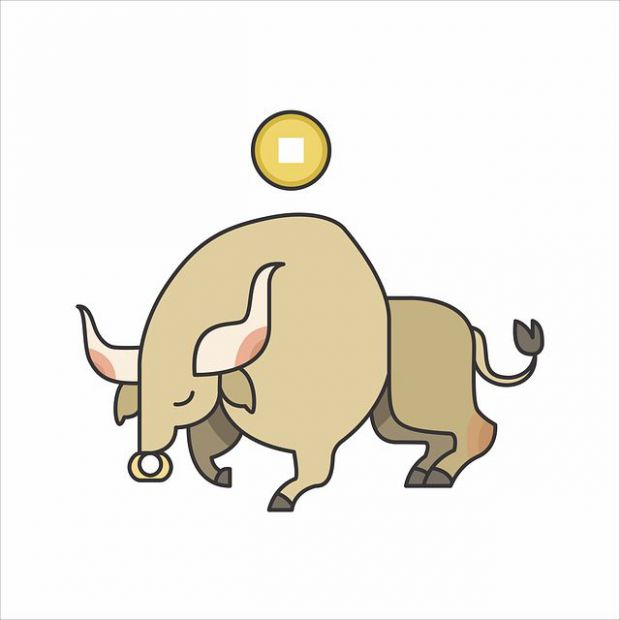 бивол, китайски хороскоп