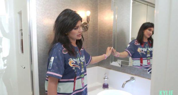 for Kylie jenner bathroom photos