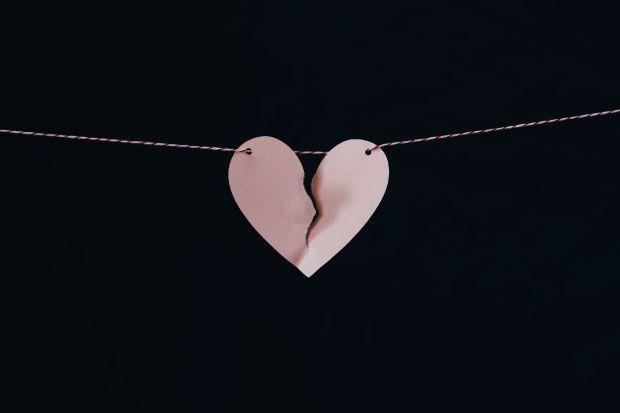 любов, сърце, раздяла