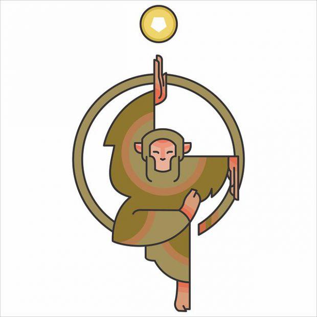 маймуна, китайски хороскоп