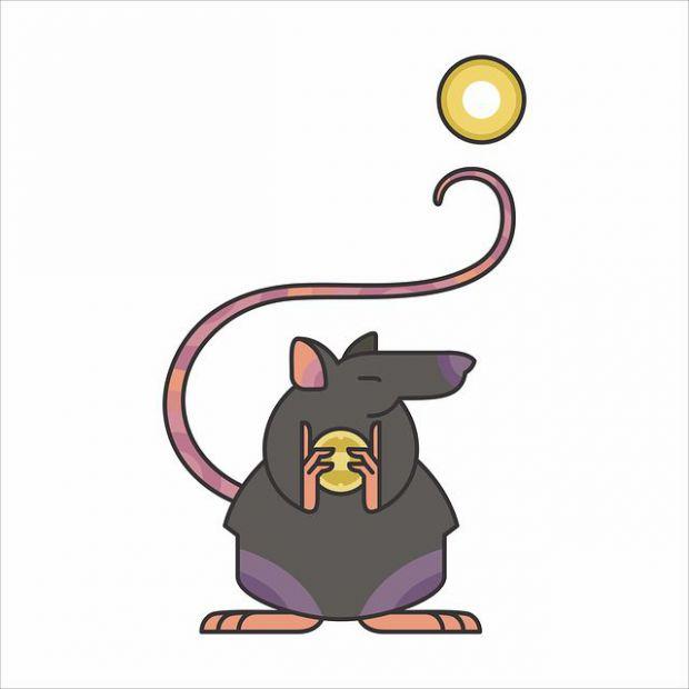 китайски хороскоп, зодия плъх