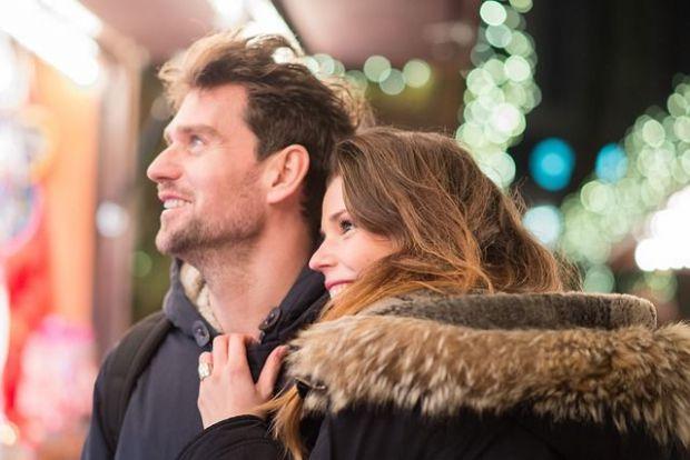 мъж и жена, късмет в любовта, партньор