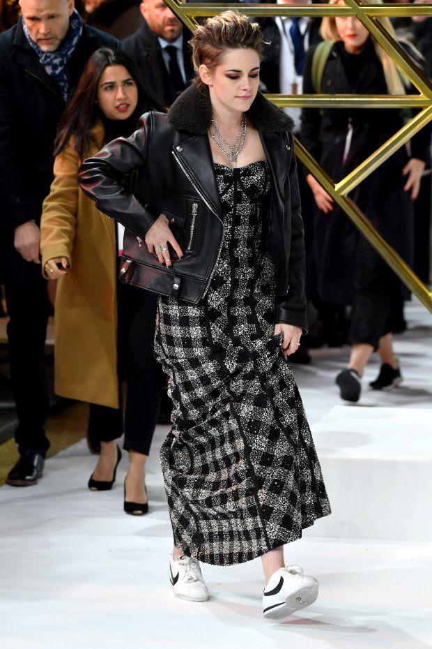 Кристен Стюарт, актриса, мода